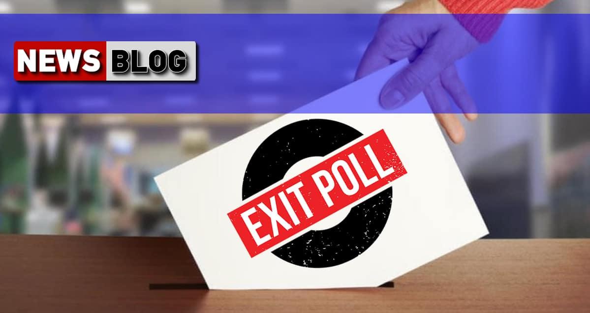 exit poll to teliko deigma