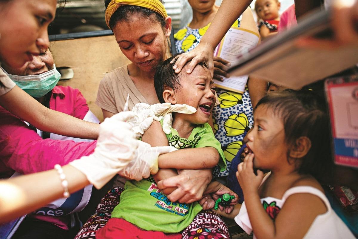 Δάγκειος πυρετός Φιλιππίνες