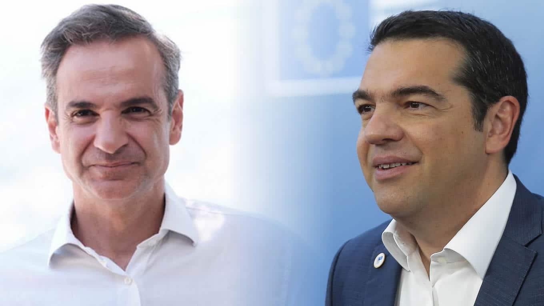 tsipras vs mitsotakis analysi dimosiotitas