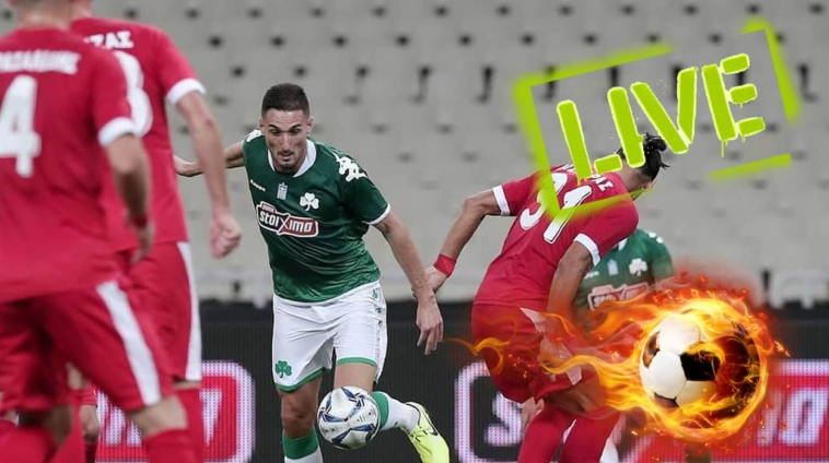 aris panathinaikos live streaming edo zontana to mats