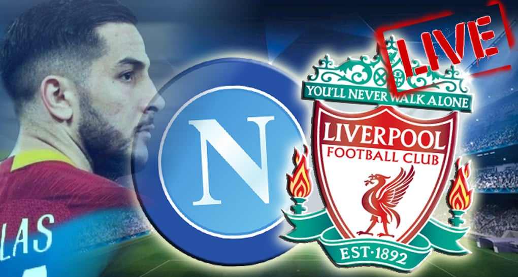 napoli liverpool live streaming edo ta link