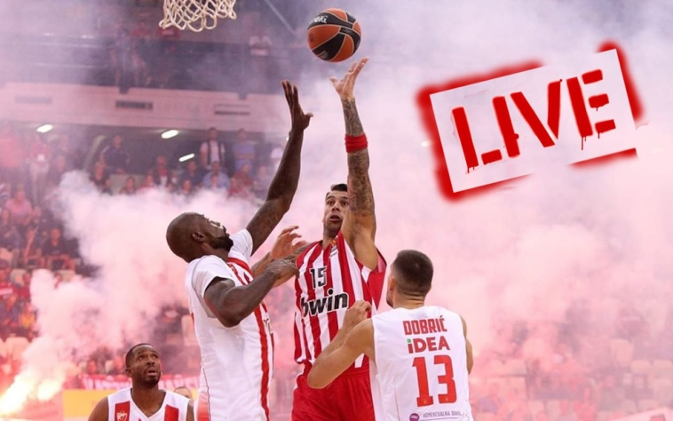 unics olympiacos live streaming