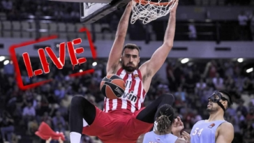 baskonia olybiakos live streaming edo tha dite to pechnidi