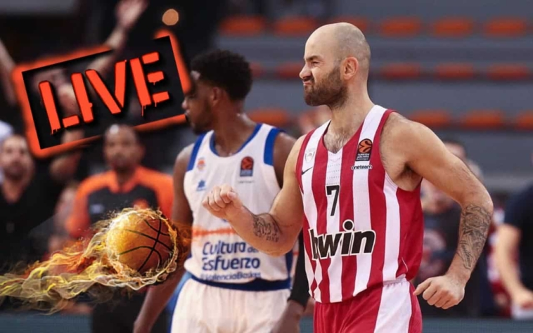 live streaming olybiakos zenit 18 10 19 edo o agonas tis euroleague