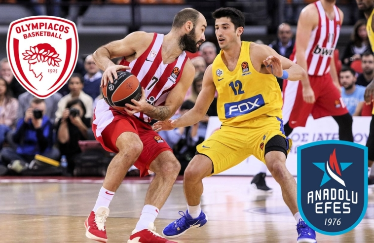 olympiacos efes live streaming edo zontana o agonas gia tin euroleague