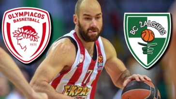 olympiacos zalgiris live streaming euroleague