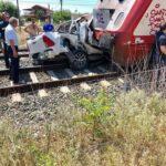 Φρίκη στην Λάρισα! Τρένο διαμέλισε αργά το βράδυ 30χρόνο