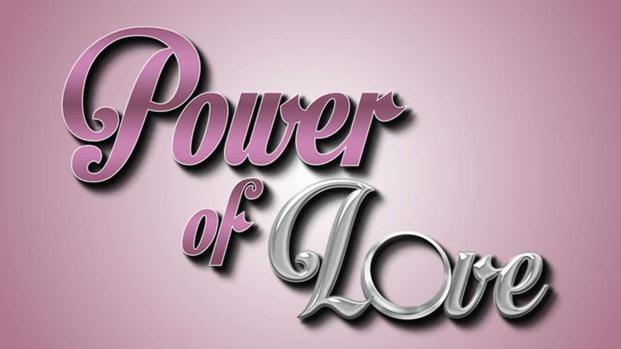 power of love eskase gamos sto spiti tis agapis afto ine to zevgari afoni i maria bakodimou