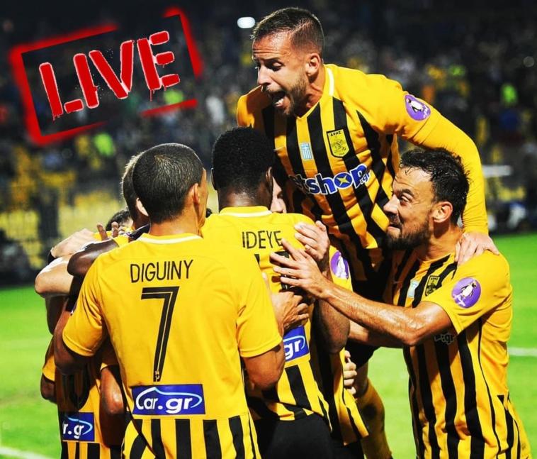 xanthi aris live streaming edo live o agonas