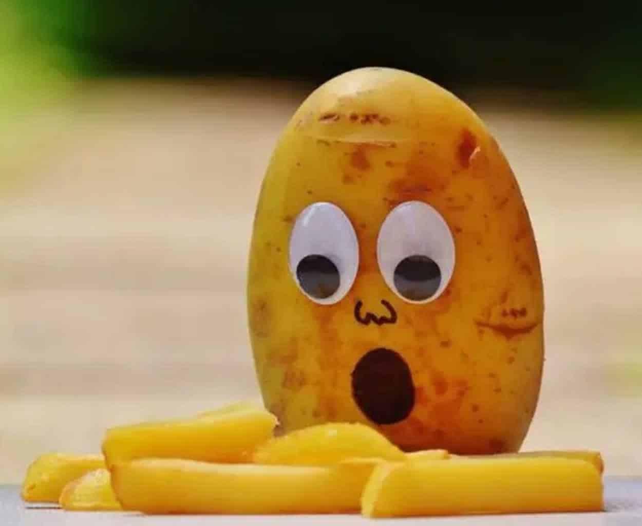 elaiolado etsi prepei na thganizete tis patates gia na min einai karkinogones