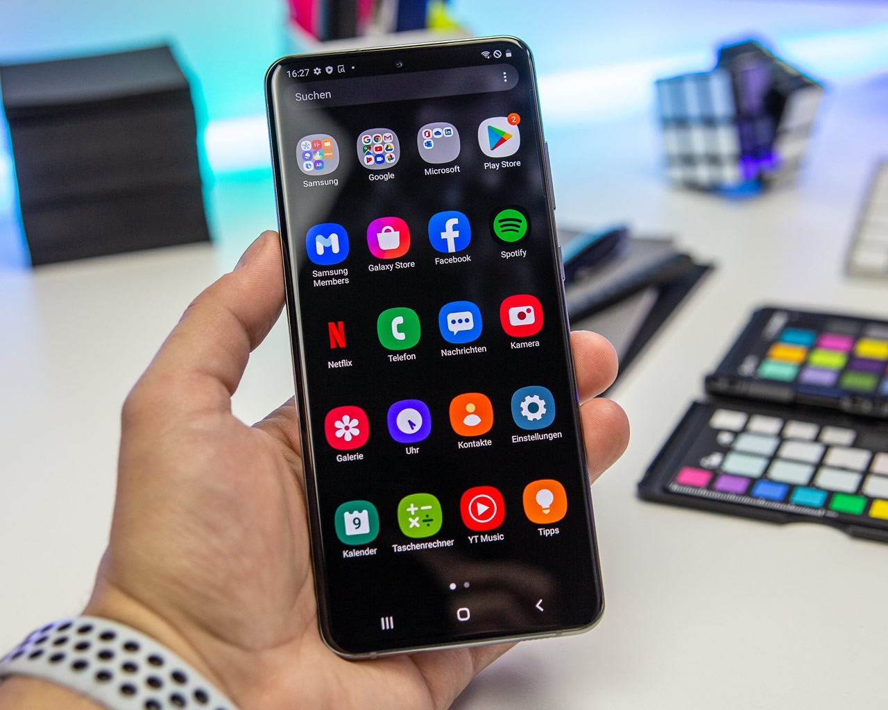 δημοφιλείς εφαρμογές Android