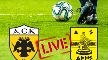 aek aris live streaming