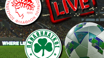 olybiakos panathinaikos live streaming