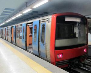 metro se litourgia tin triti tris nei stathmi ag varvara korydallos ke nikea