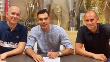 Υπέγραψε στον Ολυμπιακό ο Σλούκας!