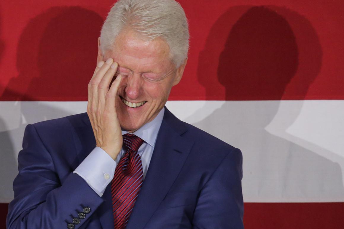 Μπιλ Κλίντον