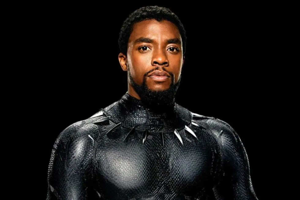 thlipsi sto hollywood o black pantherchadwick boseman pethane