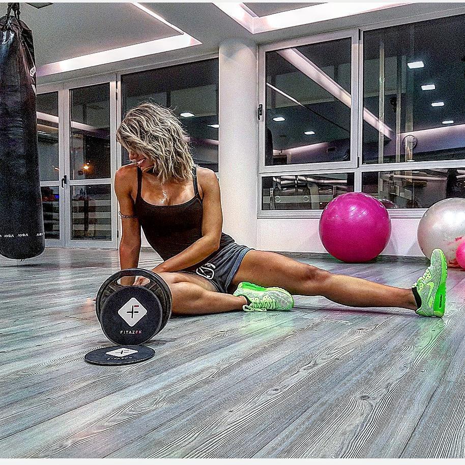 ioanna maleskou gym 2