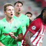 Ολυμπιακός: Βήμα πρόκρισης στους ομίλους. 2-0 την Ομόνοια