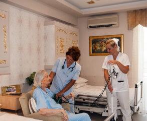 γηροκομείο στον Κορυδαλλό