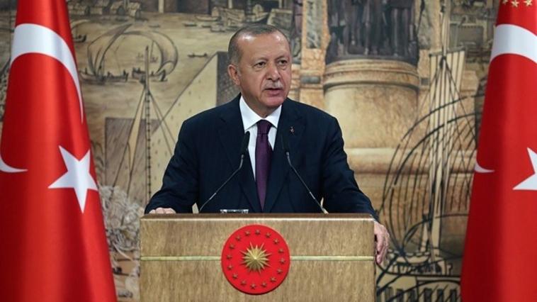 Ερντογάν Φέρτε μας τις κυρώσεις Εμείς είμαστε η Τουρκία και
