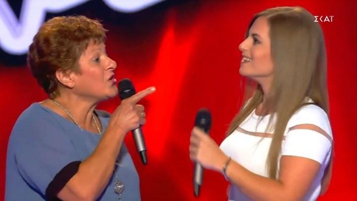 Τhe Voice Η γιαγιά που ξετρέλανε κριτές και κοινό