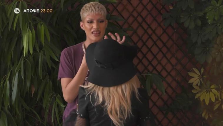 "Big Brother: Άννα Μαρία σε Θέμη Κανέλλο: ""Ντροπιάζεις αυτό που εκπροσωπείς"" (ΒΙΝΤΕΟ)"