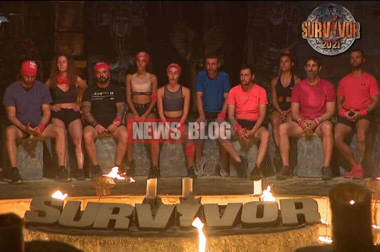 Survivor συμβούλιο, Survivor υποψήφιοι, Survivor 4