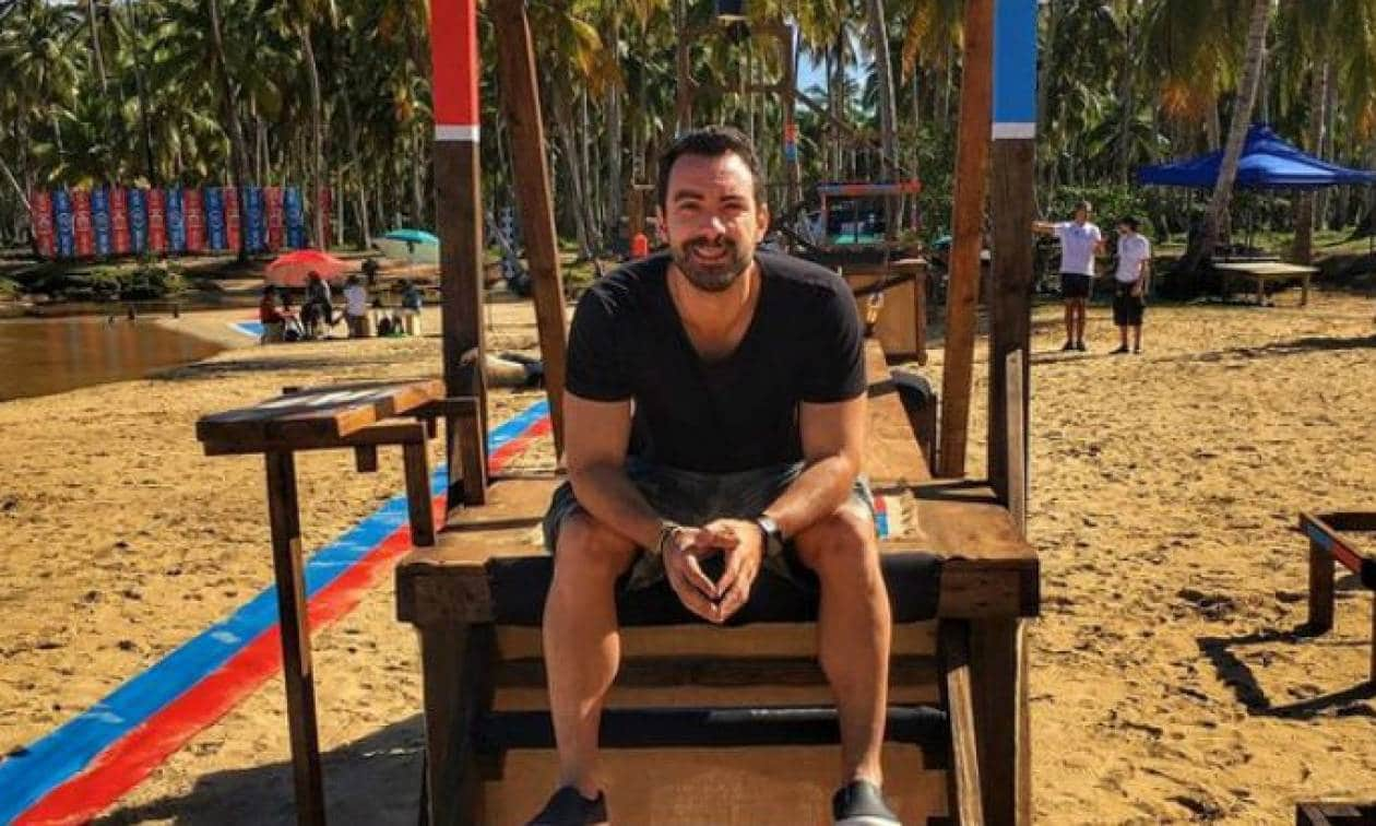 Survivor: Ο Σάκης Τανιμανίδης ανακοίνωσε επίσημα την αποχώρηση του