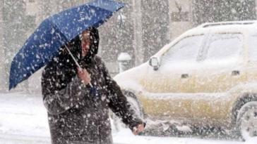 Καιρός: Χιονιάς διαρκείας απο το βράδυ στην χώρα