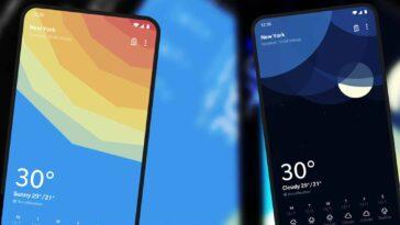 Καιρός: Οι 5 καλύτερες εφαρμογές για το smartphone σας