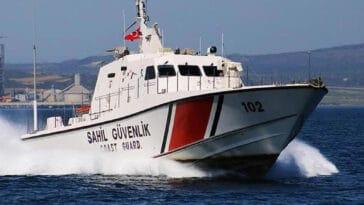 Νέα πρόκληση απο Τουρκική ακταιωρό η οποία προσπάθησε να εμβολίσει αλιευτικό