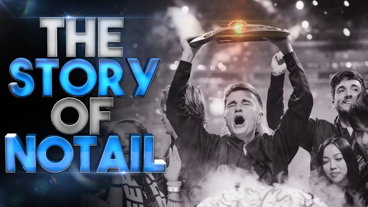 "Johan ""N0tail"" Sundstein - Ο πλουσιότερος gamer στον κόσμο"