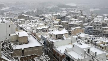 Κακοκαιρία Μήδεια: Νέα ενημέρωση για την πορεία του καιρού! Μέχρι πότε θα χιονίζει