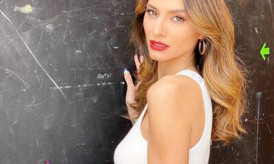 Η πανέμορφη πρώην Star Hellas Ηλιάνα Παπαγεωργίου, ήταν ένα από τα φαβορί στον διαγωνισμό για την «Μις Υφήλιος» και όχι άδικα. Για όσους